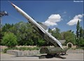 Image for S-75 Dvina surface-to-air missile complet - Mother Armenia Memorial Complex (Yerevan, Armenia)