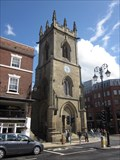 Image for Clock Tower, Bridge Street, Chester, Cheshire, England, UK