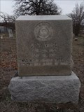 Image for J.T. Muse - Keeter Cemetery - Keeter, TX
