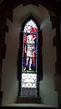 Image for Stained Glass Windows - St Andrew - Halam, Nottinghamshire