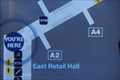 Image for You Are Here - Concourse A - JFK Terminal 4 - New York, NY