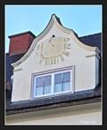 Image for Town Hall' Sundials (Sonnenuhr am Gemeindehaus) - Ramsau am Dachstein, Austria