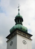 Image for Chateau Clock - Vsetin, Czech Republic