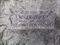Image for Roger Lewis - Clifty AR