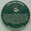 Image for Theatre Royal, Park Rd, Ripon, N Yorks