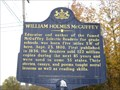 Image for WILLIAM HOLMES McGUFFEY
