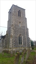 Image for Bell Tower - St Margaret of Antioch - South Elmham St Margaret, Suffolk