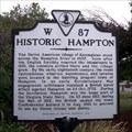 Image for Historic Hampton