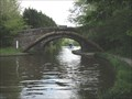 Image for Arch Bridge 58 On The Lancaster Canal - Bonds, UK