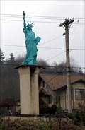 Image for Statue of Liberty, Carrolls, Washington