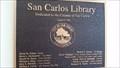 Image for San Carlos Library - 1999 - San Carlos, CA