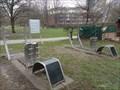 Image for Moderner Trimm-Dich-Pfad im Wehbers Park - Hamburg, Deutschland