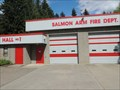 Image for Salmon Arm Fire Dept. Hall No. 1