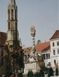Image for Holy Trinity Column - Sopron, Hungary