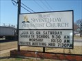 Image for Seventh Day Adventist Church - Hurst Texas