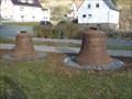 Image for Zwei Stahlglocken - Siegbach-Eisemroth, Hessen, Germany