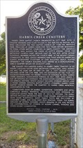 Image for Harris Creek Cemetery