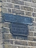 Image for West Ham Parish Boundary Marker - Odessa Road, London, UK