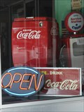 Image for Bars & Booths Store Window Display - Charles Town, WV
