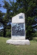Image for 15th Pennsylvania Cavalry Regiment Monument - Chickamauga National Battlefield
