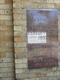 Image for 1932 - Cisco Public Library - Cisco, TX