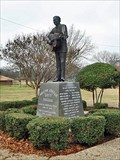 Image for Lefty Frizzell Statue - Corsicana, Texas