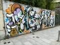 Image for graffiti1 - Betanzos, A Coruña, Galicia, España