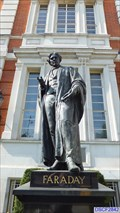 Image for Michael Faraday Statue - Savoy Place, London, UK