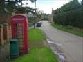 Image for Cottesbrooke Telephone kiosk, Northamptonshire