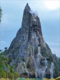 Image for TALLEST - trap door body plunge waterslide - Universal's Volcano Bay, Orlando, FL.