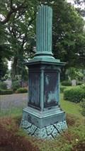 Image for Gebrochene Säule - Friedhof Tonndorf - Hamburg, Germany