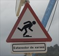 Image for Beware Of Falling Men - Port De Soller, Mallorca, Spain