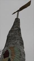 Image for World's Largest Totem Pole Weathervane -- Totem Pole Park, Foyil OK