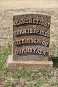 Image for Seanthe Tibbs - Old Gordon Cemetery - Gordon, TX