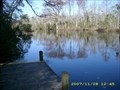 Image for Brices Creek boat ramp in Croatan National Forest N.C.