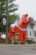 Image for Dala Horse - Swedesburg, IA