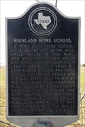 Image for Highland Home School