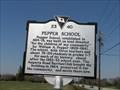 Image for Pepper School