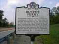 Image for Blythe Ferry ~ Meigs County Tennessee