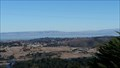 Image for San Mateo from Skylawn Cemetery - San Mateo, CA