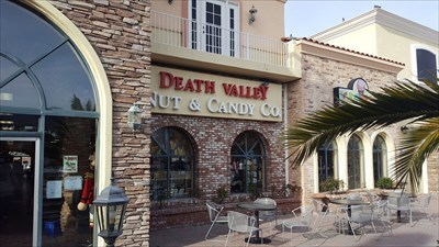 Death Valley Nut Candy Co Beatty Nv Candy Stores On