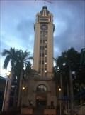 Image for Time Ball - Aloha Tower - Honolulu, Hawaii