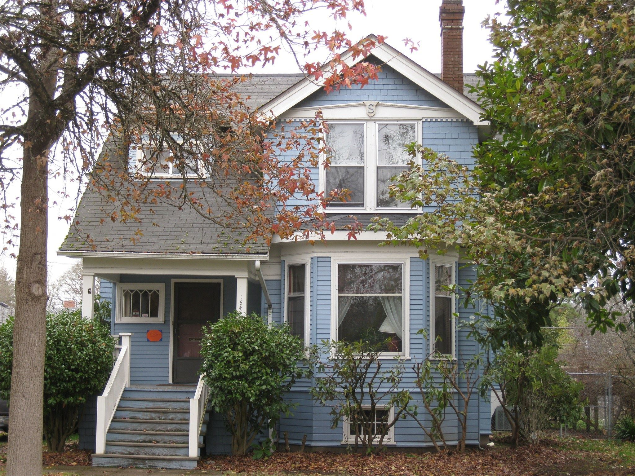 H S Gile House Salem Oregon Victorian Houses On