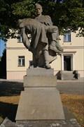 Image for Pomnik obetem 2. svetove valky - Zdanice, Czech Republic