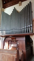 Image for Church Organ - St Peter & St Paul - Exton, Rutland