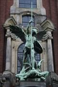 Image for Erzengel Michael - Sankt Michaelis - Hamburg, Deutschland