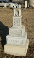 Image for Jacobs - Colyar Cemetery - Rural Douglas County, KS