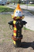 Image for Ron Weasley Hydrant - Ardmore, OK