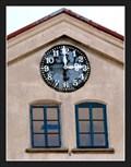 Image for Clock of a former weaving factory - Lomnice nad Popelkou, Czech Republic