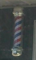 Image for Duvall's Barber Shop Pole - Evansville, IN